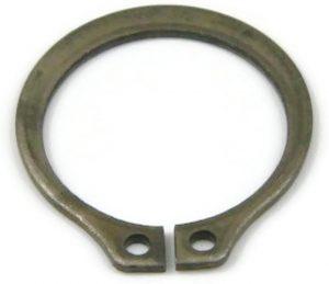 External Snap Rings