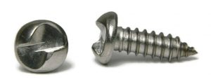 Stainless Steel One Way Screws