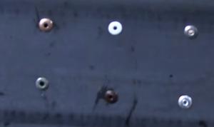 installed rivet (front)