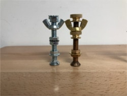 DIY Chess Pieces - King