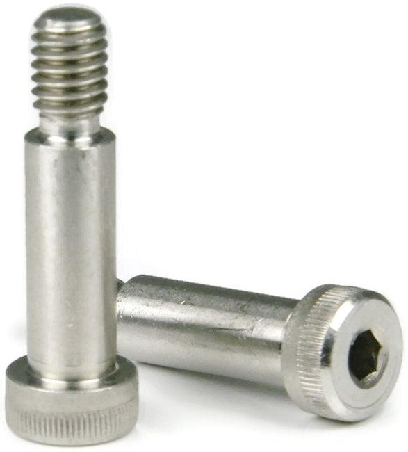 1 4 Quot Stainless Steel Shoulder Bolts 10 32 Thread