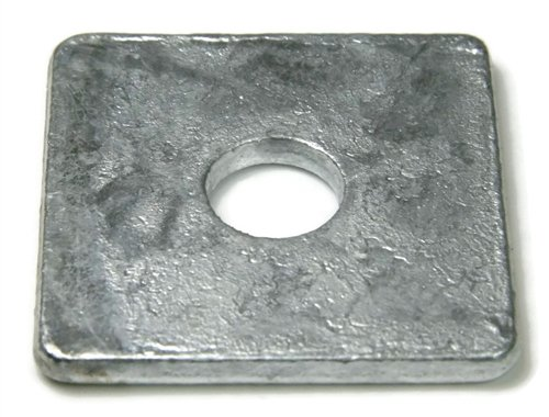 Hot Dip Galvanized Square Plate Washers