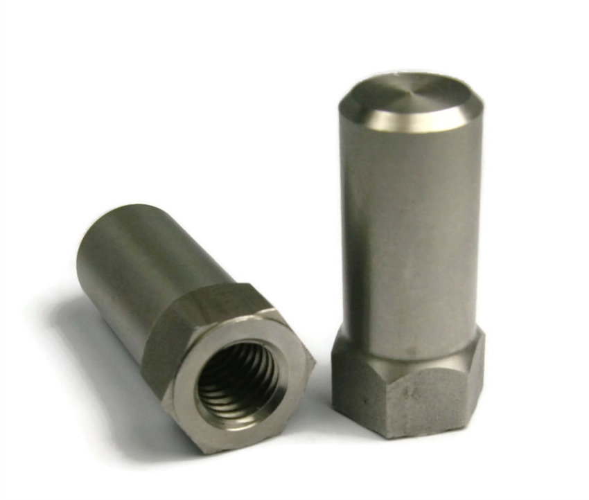 Extra Tall Flat Cap Nuts 18 8 Stainless Steel Cap Nuts