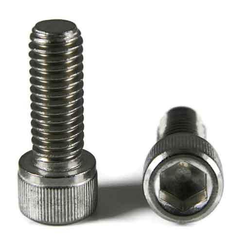 12 24 Stainless Steel Socket Cap Screws