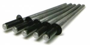 Pop Rivets 3//32 Diameter #3 All Steel Blind Rivets 3-2 3//32 x 1//8 Grip QTY 1,000 0.032-0.125
