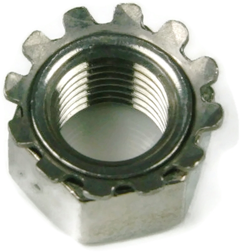 Stainless Steel Keps K Lock Nuts