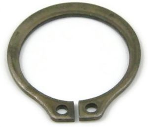 Rotor Clip SH-37 SS Stainless Steel External Shaft Retaining Ring 3//8 Qty 100