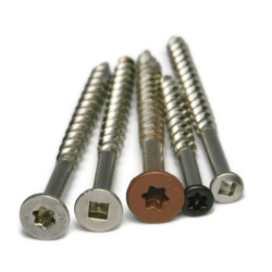 Stainless Steel Deck Screws