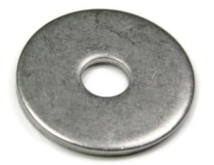 thick fender washer