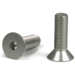 Socket Cap Screws Stainless Steel Black Oxide