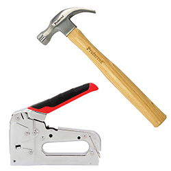 Hammers and Staplers
