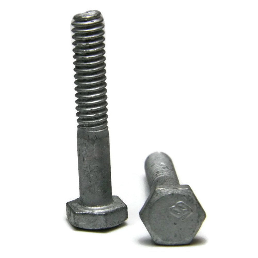 Hot Dipped Galvanized Fasteners - Nuts, Bolts, Washers & Screws