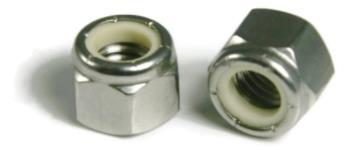nylon lock nut