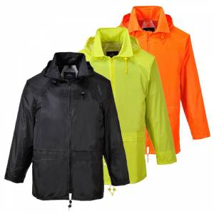 beautiful style store authentic quality Portwest US440 Classic Rain Jacket