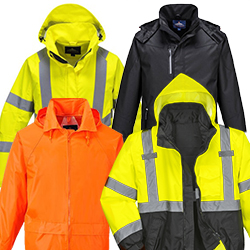 Portwest Safety Jackets