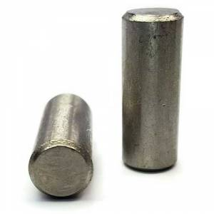 "1//16/"" x 1//4/"" Dowel Pin Stainless Steel 18-8"