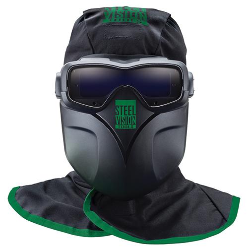 Steel Vision 32000 Auto Darkening Welding Mask Kit