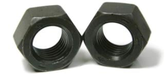 Structural Heavy Hex Nuts