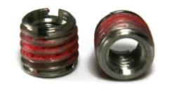 threaded insert for metal