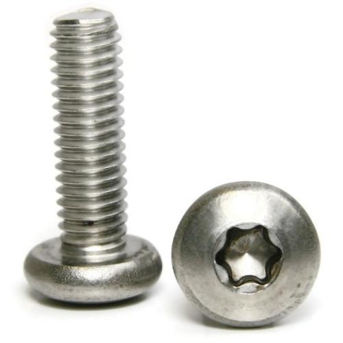 1 4 Quot 20 Stainless Steel Star Drive Pan Head Machine Screws