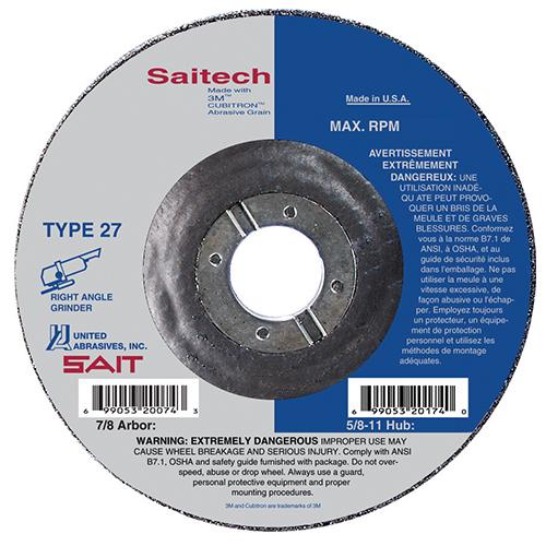 Saitech Ultimate Performance Grinding Wheel