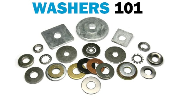Washers (Hardware) | Used With Nuts and Bolts