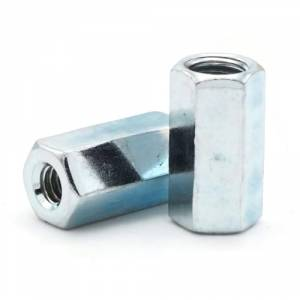 Coupling Reducer Nut Zinc Plated