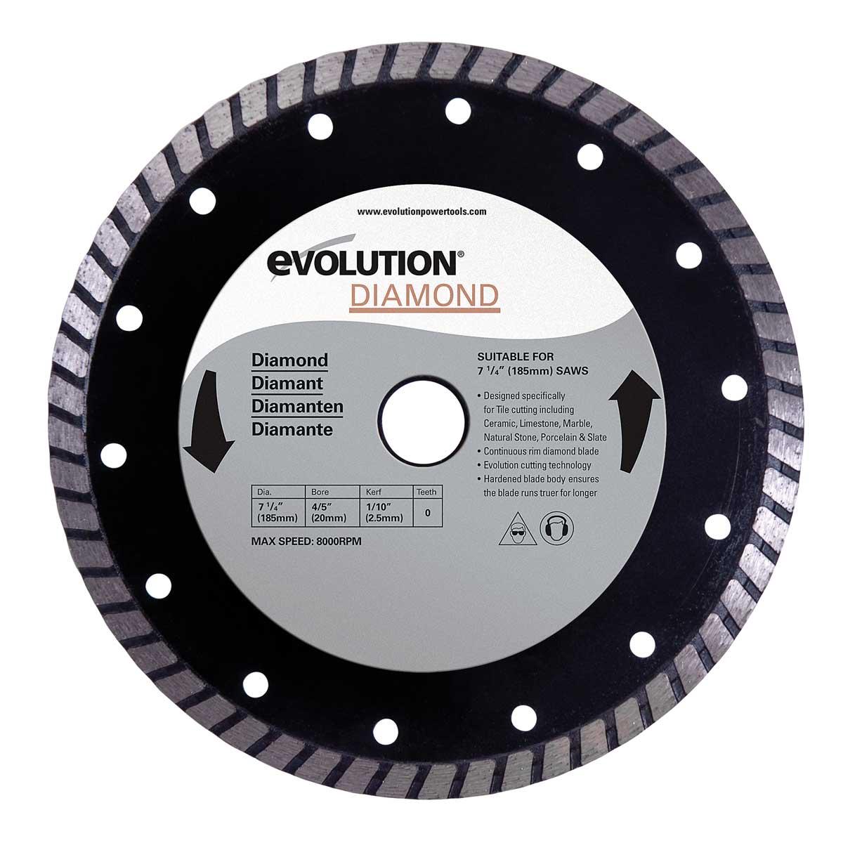 Evolution cold cut diamond edge saw blades keyboard keysfo Choice Image
