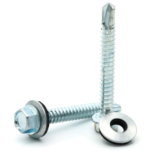 Zinc 1000 pcs 1//4x3//4 Carriage Bolts The best fasteners