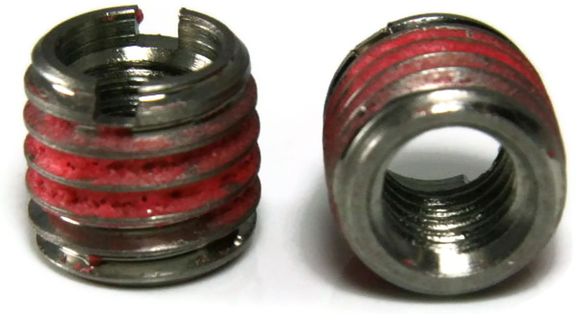 Types of fasteners nuts bolts washers