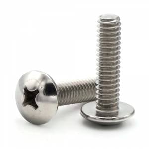 Qty 1000 Stainless Steel Phillips Pan Head Machine Screw #4-40 x 5//16