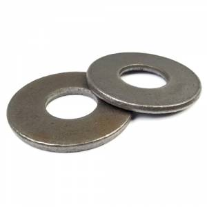 Flat Washers SAE Low Carbon Plain Steel - Small Sizes