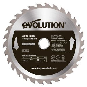 Evolution cold cut saw blades rated for cutting wood evolution cutting blades for saws rated for wood greentooth Gallery